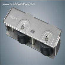 Aluminium Sliding Height Adjustable Window Roller Wheel